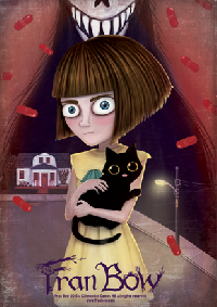Poster for Fran Bow