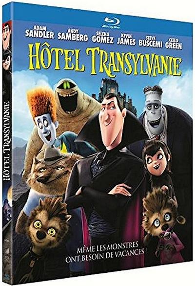 regarder hotel transylvanie 1