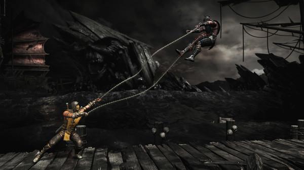 Mortal Kombat X image 1