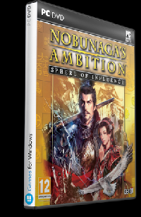 Poster for Nobunagas Ambition Sphere of Influence-RELOADED