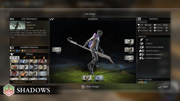 Endless Legend Shadows image 1