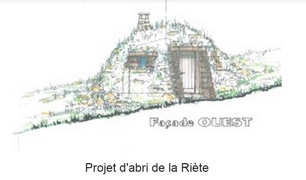 Cabane Riete