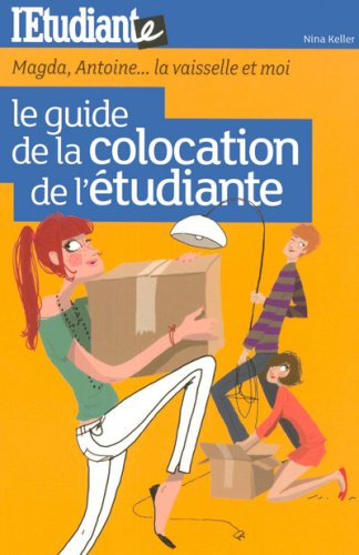 Le guide de la colocation de l étudiante : Magda- Antoine... la vaisselle et moi !