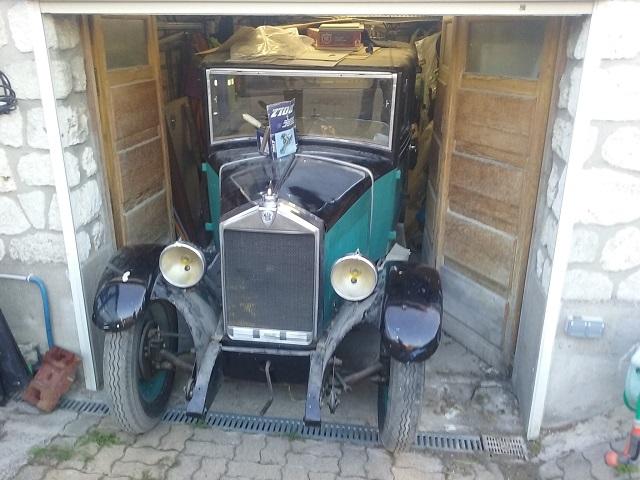 Sortie de garage mathis my de 1930 forums 204 304 - Retroviseur pour sortie de garage ...