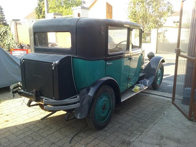 Sortie de garage mathis my de 1930 forums 204 304 for Garage ad argenteuil