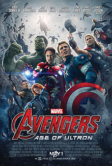 Avengers: Age of Ultron poster image