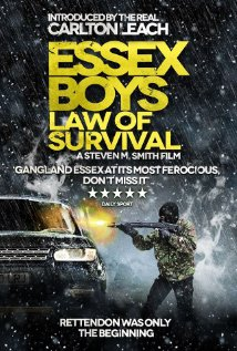 Essex Boys: Law of Survival poster image