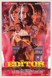 The Editor poster image