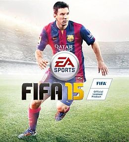 Poster for FIFA 15