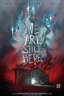 We Are Still Here poster image