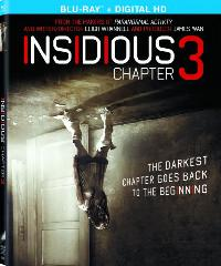 Insidious: Chapter 3 poster image