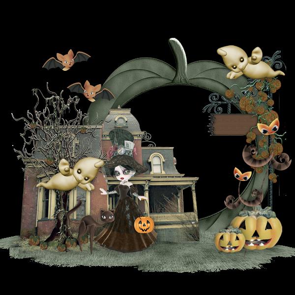 cluster skool halloween 01
