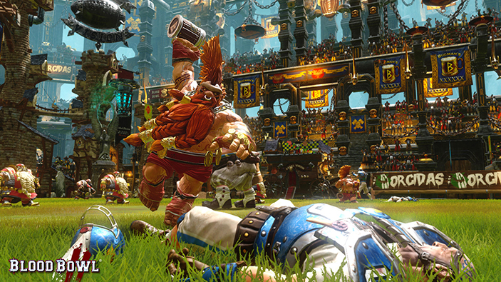 Blood Bowl 2 image 2