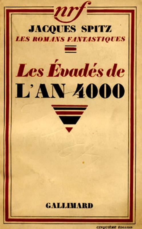 Les évadés de l'an 4000