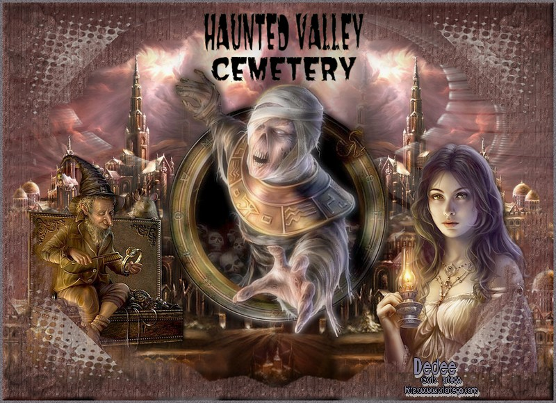 haunted valley boule