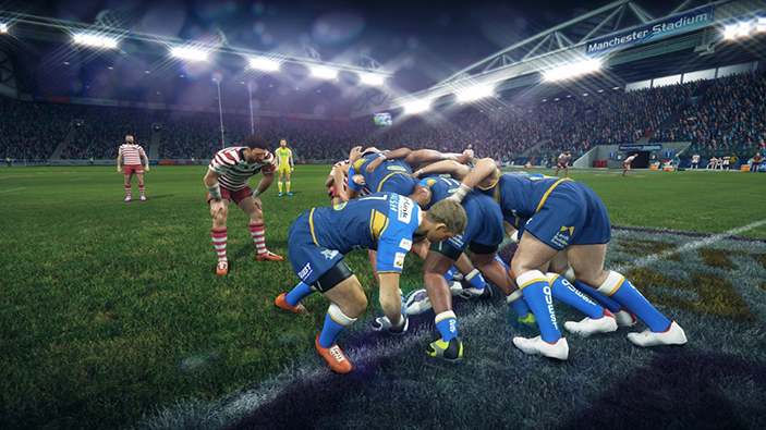Rugby League Live 3 image 2