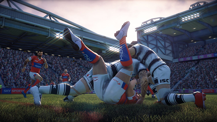 Rugby League Live 3 image 1
