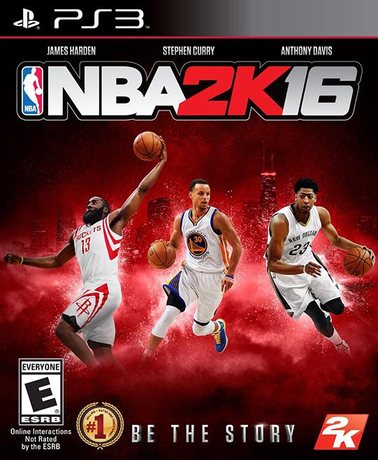 Poster for NBA 2K16