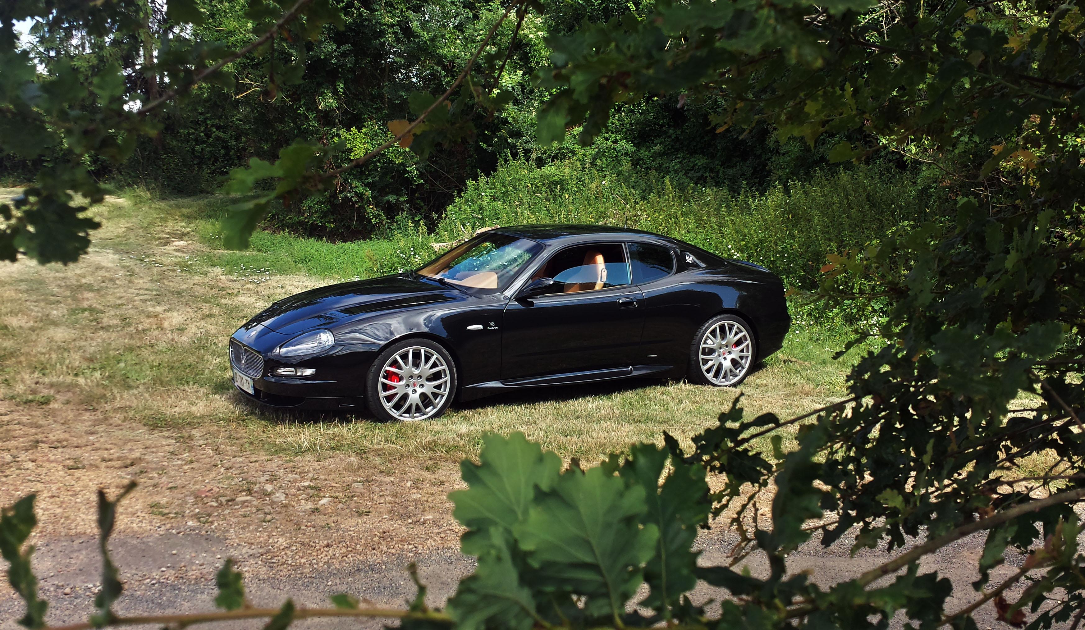[A vendre] Maserati Gransport V8 - février 2006 150926014203943929