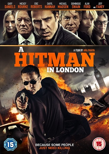 A Hitman in London poster image