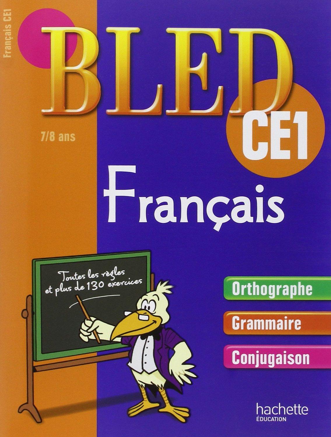 télécharger Français CE1 : 7-8 ans