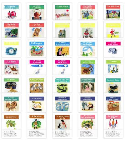 télécharger Collection Je lis tout seul - 35 Titres