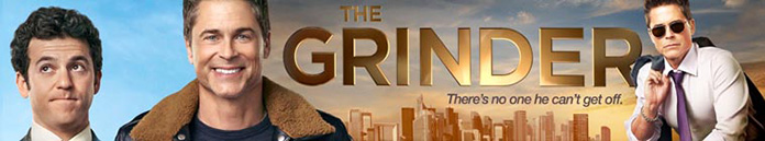 Poster for The Grinder