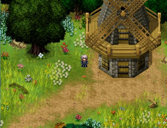 Moulin de tarren après 2