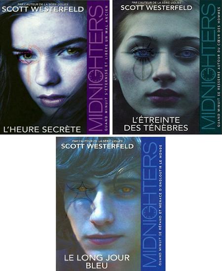 Trilogie Midnighters - Scott Westerfeld