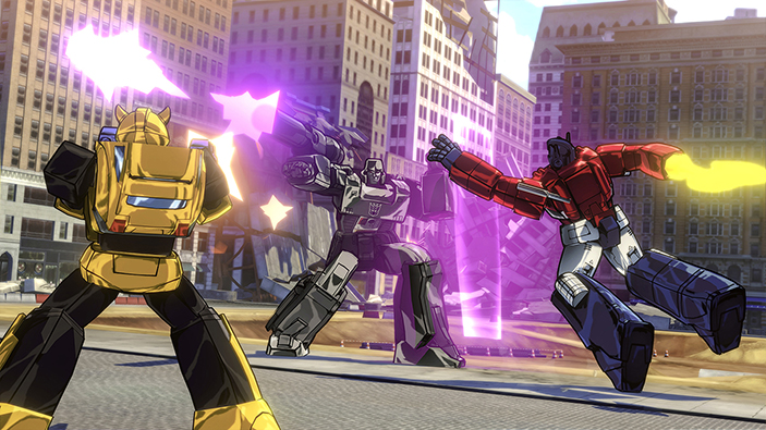 Transformers: Devastation image 1