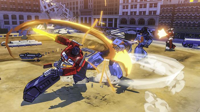 Transformers: Devastation image 2
