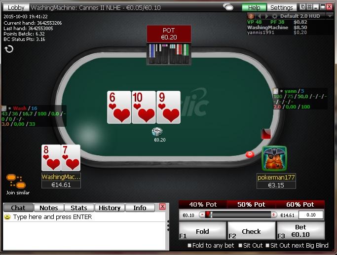 Poker sh fr