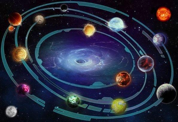 Le système solaire 151004114356375465