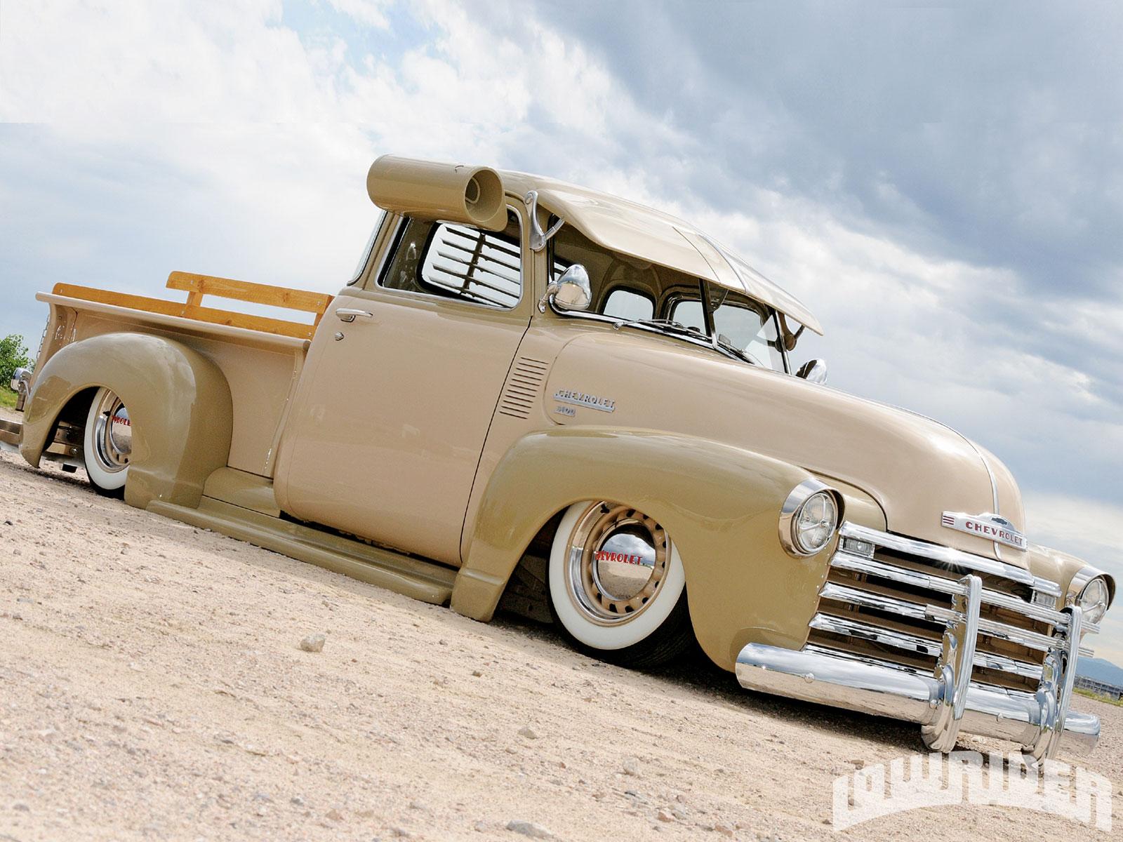 #20 : Pickup Chevrolet 3100 : Denis Speed Shop (terminé) 151005095329940287