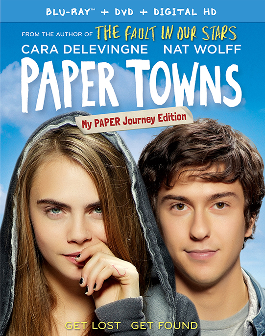 Paper Towns poster image