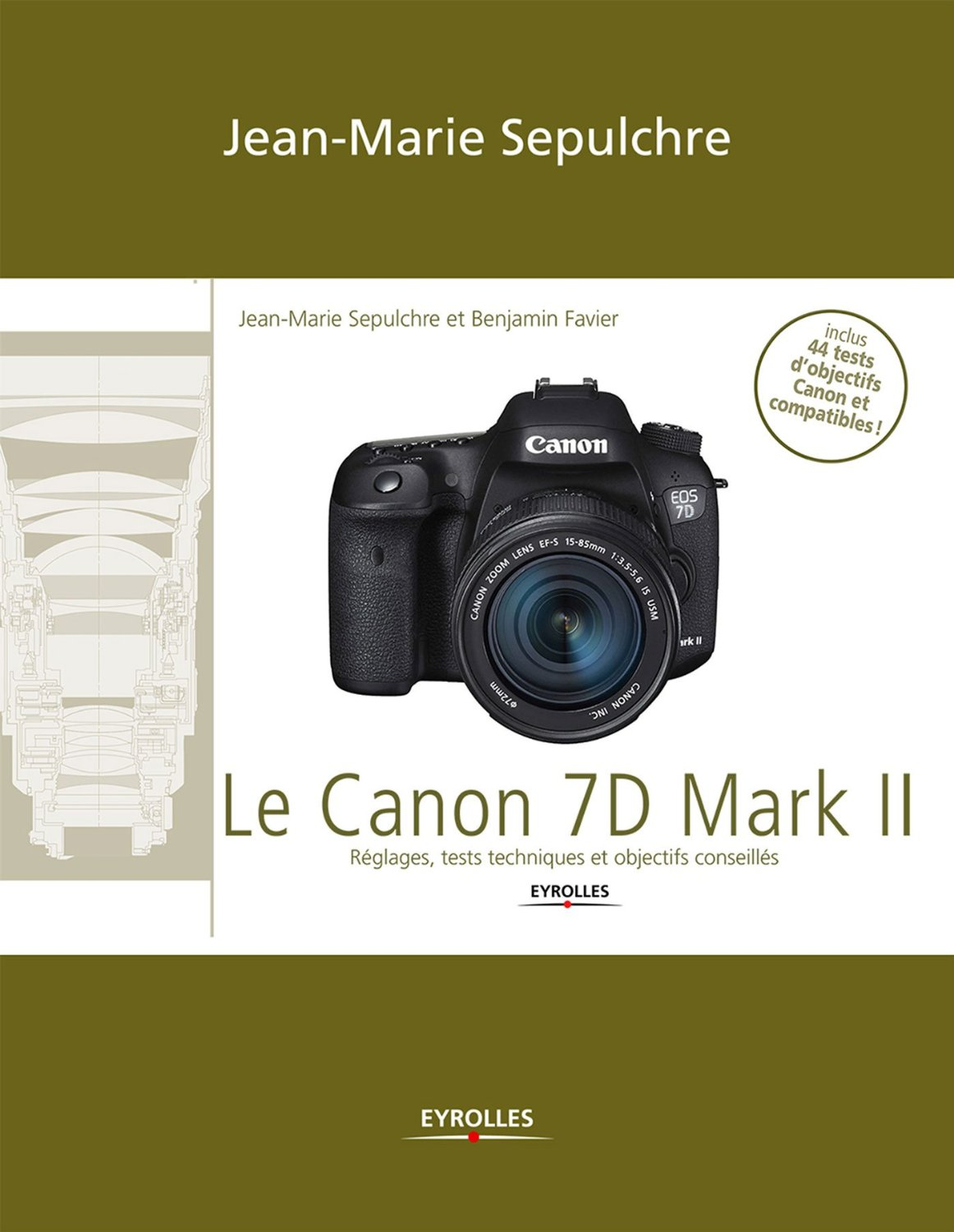 Le Canon 7D Mark II