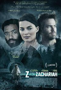 Z for Zachariah poster image