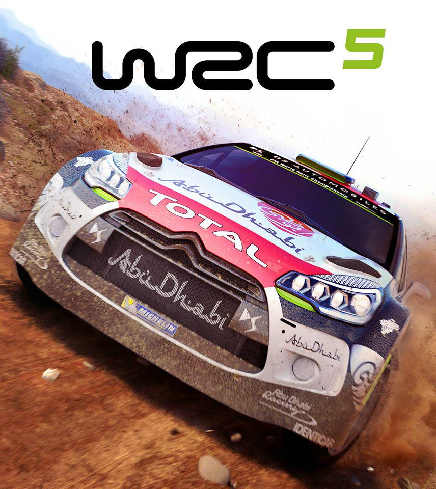 Poster for WRC 5