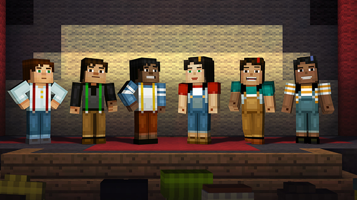 Minecraft: Story Mode - Episode 3 image 2