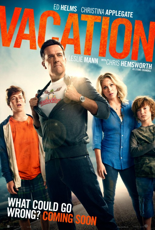 Vacation poster image