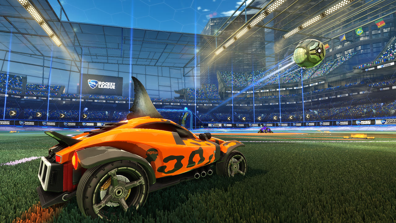 Rocket League image 2
