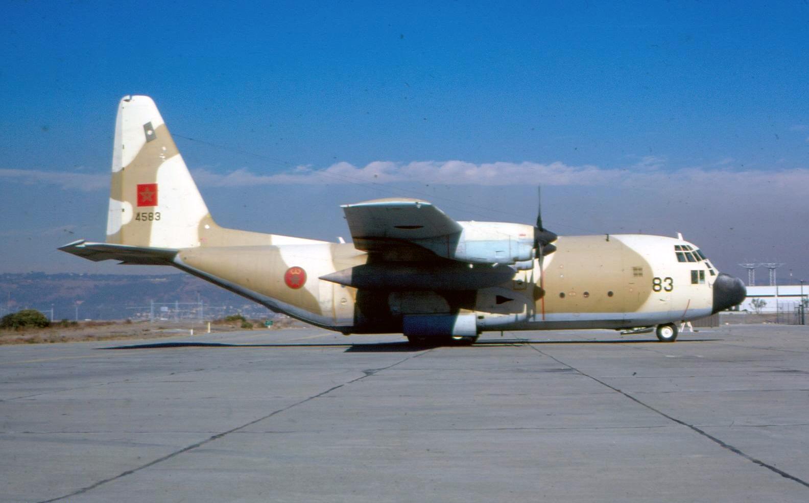 طائرات النقل العاملة بالقوات المسلحة المغربية - صفحة 2 151026051751590249
