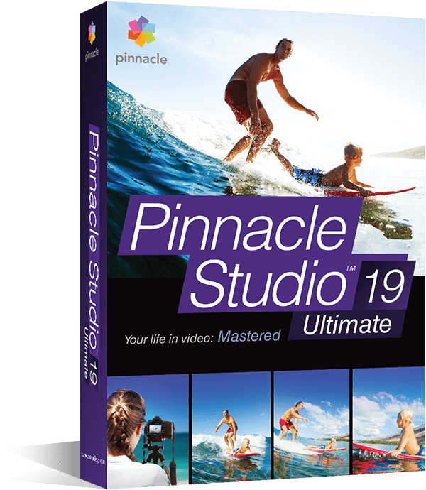 Poster for Pinnacle Studio 19 Ultimate