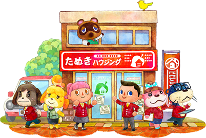 Happy Street, l'Animal Crossing like sur iOS et Android ! 151027044139623394