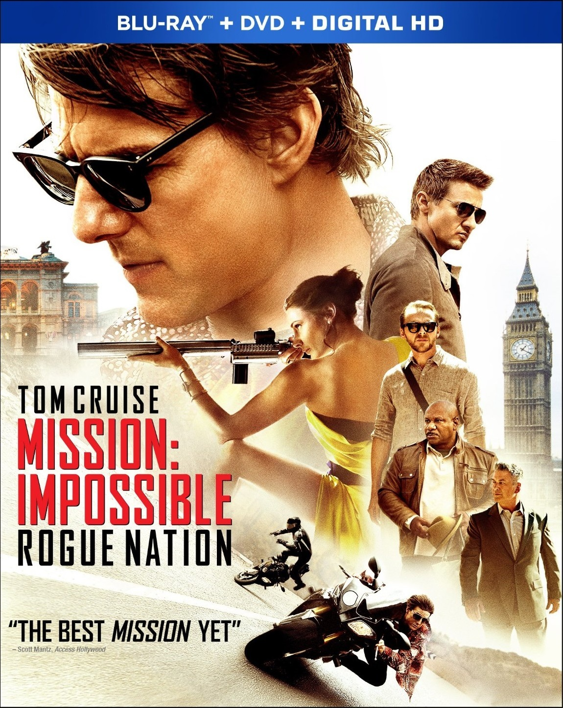 Mission: Impossible - Rogue Nation poster image