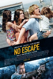 No Escape poster image