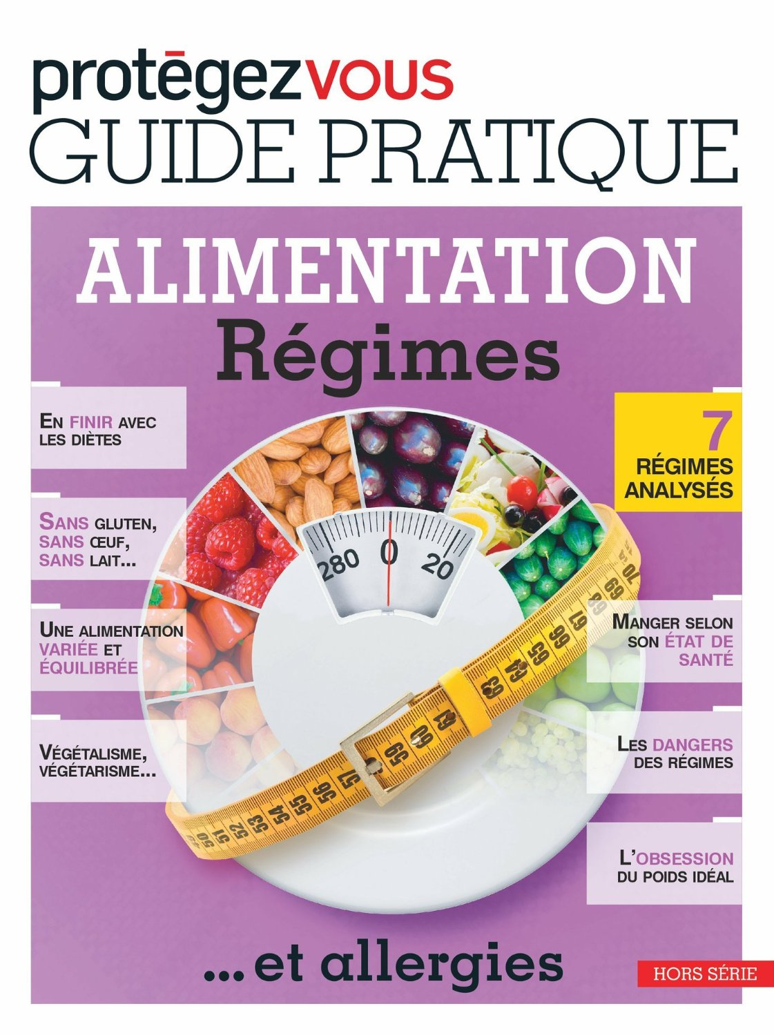 Guide pratique : Alimentation Régimes et allergies
