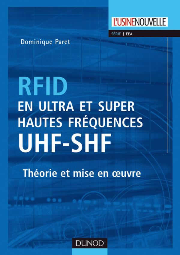 RFID en ultra et super hautes frequences UHF-SHF PDF 2015