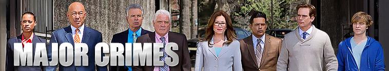 Risultati immagini per major crimes 5 banner