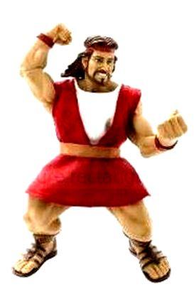 Prénom : Samson !